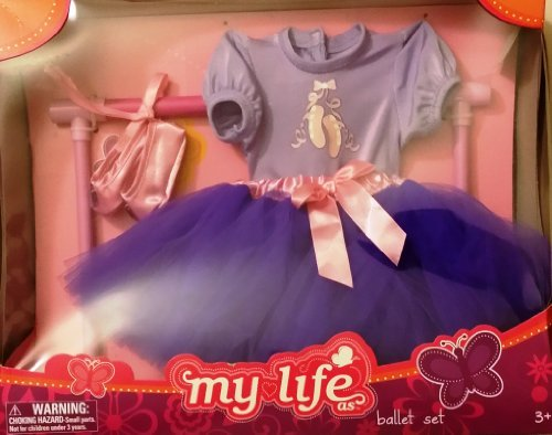 online barato My Life As Ballet Set for 18 Doll Doll Doll by myLife Brand Products  en venta en línea