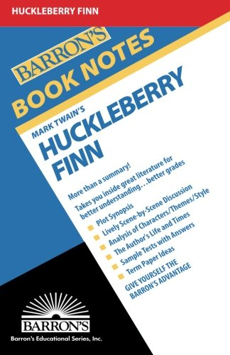 a literary analysis of the huckleberry finn Is there anything left to say about adventures of huckleberry finn  open a  piece of culture, agreeing on its value or right interpretation, and.