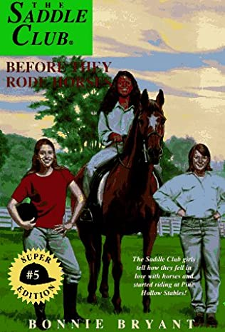 book cover of Before They Rode Horses