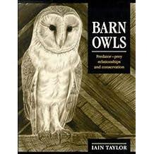 Barn Owls: Predator-Prey Relationships and Conservation
