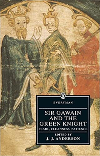 Book Sir Gawain And The Green Knight/Pearl/Cleanness/Patience (Everyman's Library (Paper))