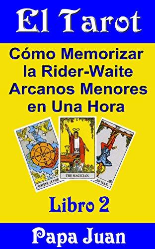 Memorizar Rider Waite Arcanos Menores Spanish ebook product image