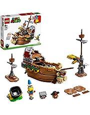 LEGO 71391 Super Mario Bowsers luftskepp – förlängningsset, byggbar barnleksak för samling, presentidé med 3 figurer