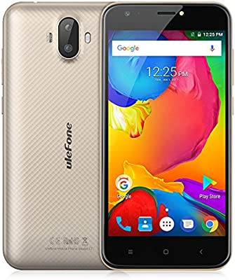 Ulefone S7-4G Smartphone Libre (Android 7.0, 5.0