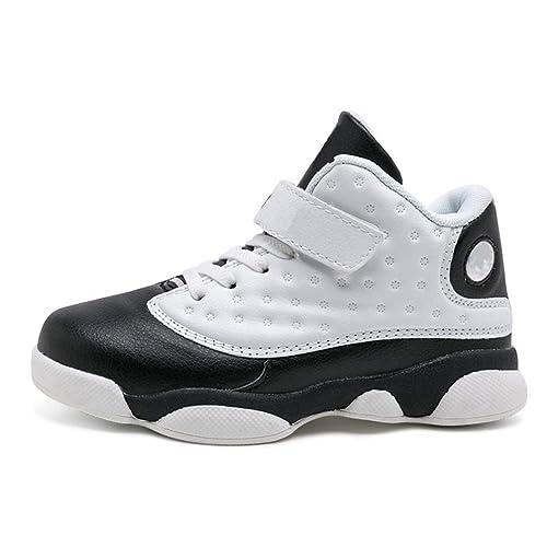 ee42e626941 Zapatos de Baloncesto para niños Zapatos Deportivos para niños cálidos  Zapatillas para Correr Zapatillas de montaña para Escalar  Amazon.es   Zapatos y ...