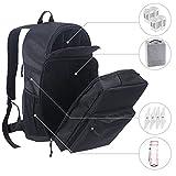 Smatree Phantom 4 Backpack for DJI Phantom 4/4 Pro (Original Styrofoam Case, Phantom 4 Battery, Propellers NOT Included)