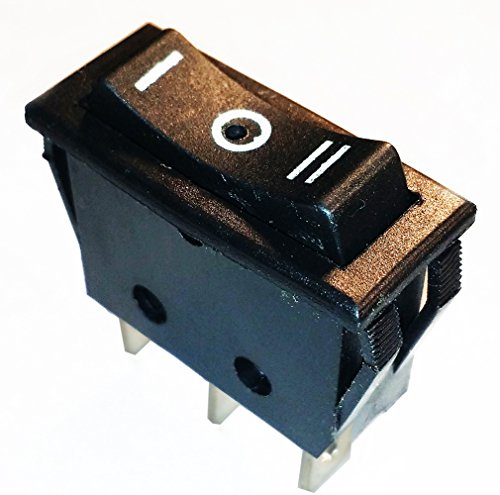Connecticut Electric EGS30RS 30A Rocker Older EmerGen Switch Units (Switch Emergen)