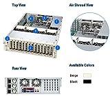 Super Micro 3U-RM 14-SCSI HOTSWAP SAF-TE ( CSE-933S2-R760 )