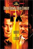 F/X (DVD, 2000, Widescreen, Full Screen) Brand New Sealed