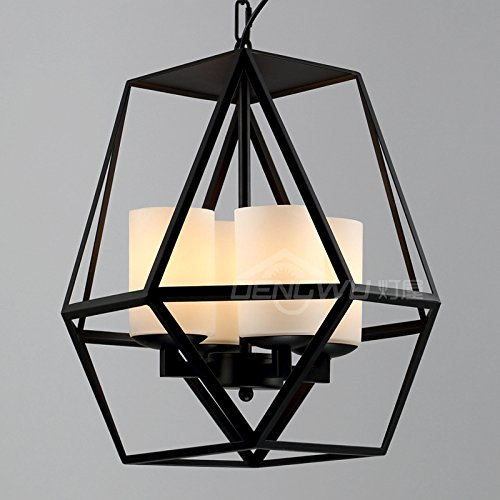 Neoclassical Pendant Light
