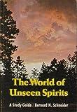 The World of Unseen Spirits, Bernard N. Schneider, 0884690245