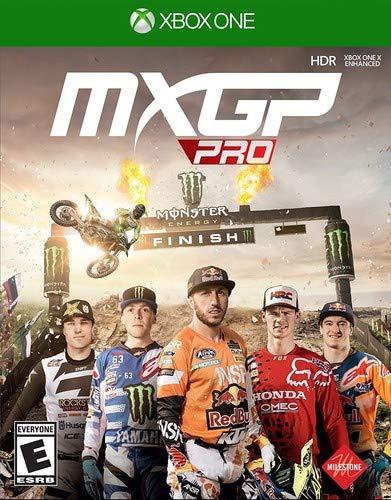 MXGP Pro - Xbox One (Best Mx Vs Atv Game)