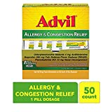 Advil Allergy & Congestion Relief, Pain Reliever