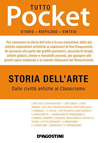 Tutto storia dellarte. Vol. 1: Dalle civiltà antiche al Classicismo (Tutto pocket) (Italian Edition)