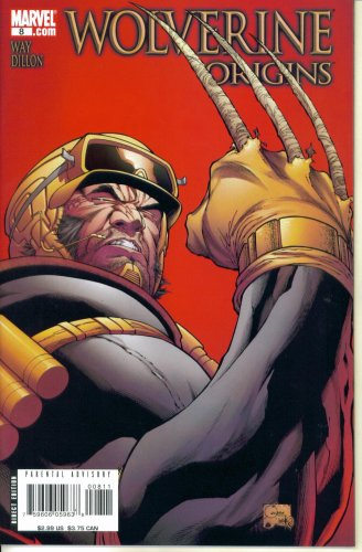 Download Wolerine Origins #8 : Savior Part Three (Marvel Comics) pdf epub