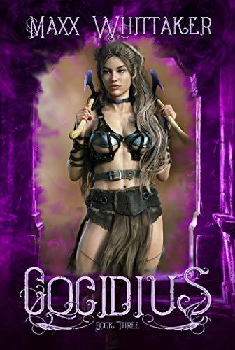 Temple of Cocidius: A Monster Girl Harem Adventure : Book 3
