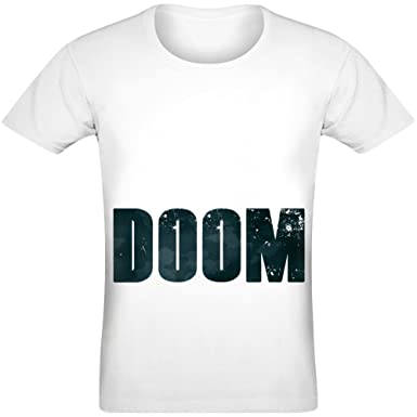 7a38f69b Doom T-Shirt for Men & Women - 100% Soft Polyester - All-Over ...