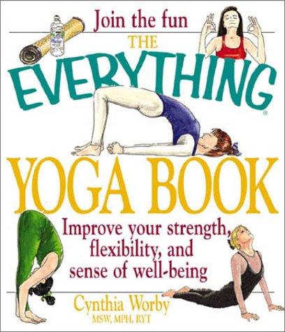 Everything Yoga Book (Everything Series)