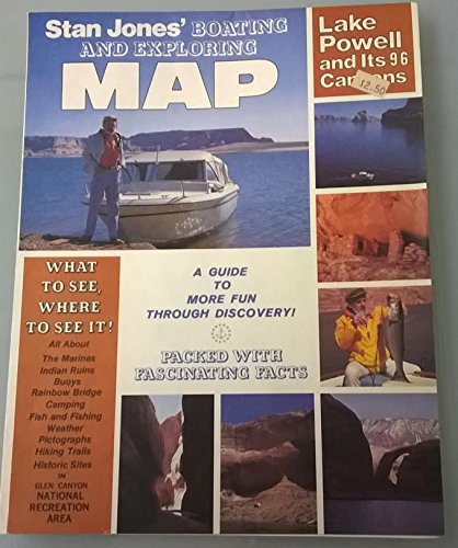 Ebook By Stan Jones Lake Powell And Its 96 Canyons Boating ...