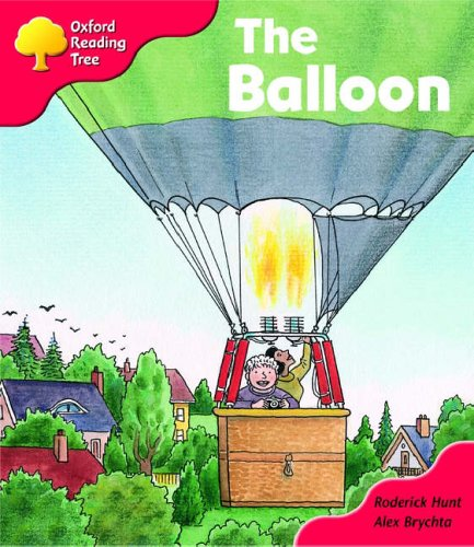 Oxford Reading Tree: Stage 4: More Storybooks: The Balloon: Pack A