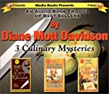 Download 3 Culinary Mysteries: An Audio Book Trilogy of Best Sellers : Dying for Chocolate/Catering to Nobody/the Last Suppers in PDF ePUB Free Online