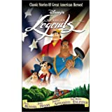 Walt Disney's American Legends