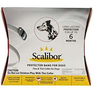 Merck Scalibor Protector Band Flea Collar for Dogs 29