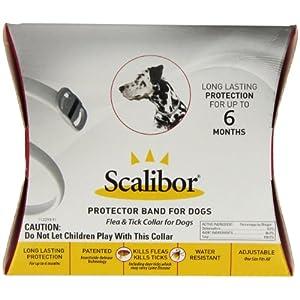 Merck Scalibor Protector Band Flea Collar for Dogs 22