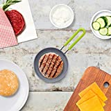 GreenPan Mini Healthy Ceramic Nonstick, Burger