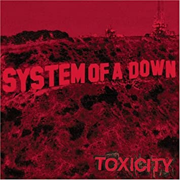 System Of A Down Toxicity Limited Edition Including Bonus Cd Rom