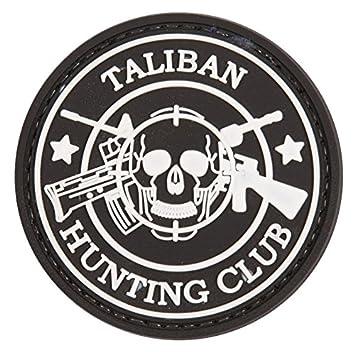 British Army Taliban Hunting Club PVC Airsoft Patch