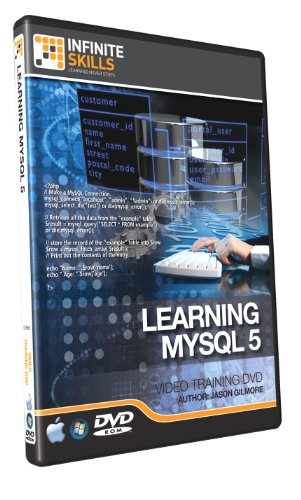 Price comparison product image Learning MySQL 5 - Training DVD - Tutorial Video