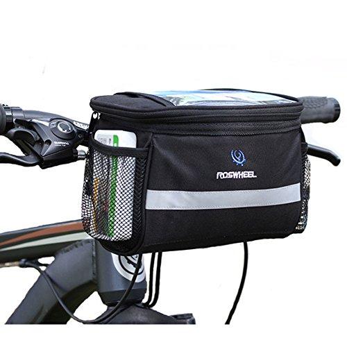 Fafada Fahrradtasche Lenkertasche Fahrrad Tasche Lenker Outdoor Trekking MTB Fahrrad Kit