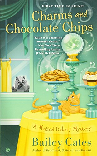 book cover of Charms and Chocolate Chips