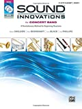 img - for Sound Innovations for Concert Band, Bk 1: A Revolutionary Method for Beginning Musicians (E-flat Alto Clarinet), Book, CD & DVD book / textbook / text book