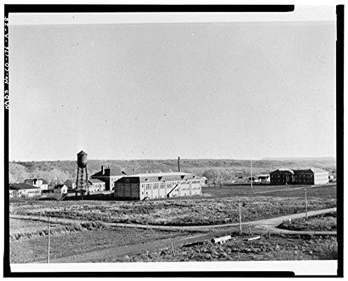 Photo: Southern Ute Boarding School,Boy's Dormitory,Ignacio,La Plata County,CO,HABS,33