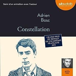 Constellation, suivi d'un entretien avec l'auteur | Livre audio