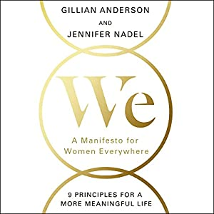We: A Manifesto for Women Everywhere Hörbuch
