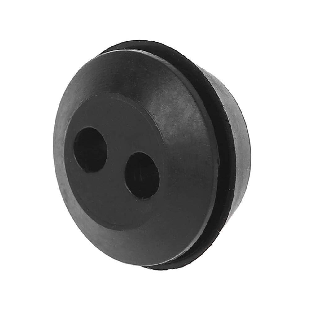 DierCosy Tools 5pcs desbrozadora Cortadora de cesped Fuel Oil Manguera del Lavadora Ojal con 2 Orificios L/íneas de Combustible