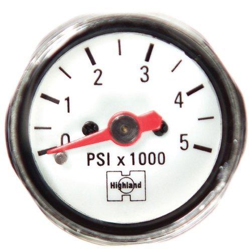 XS Scuba Mini Tech Pressure Gauge