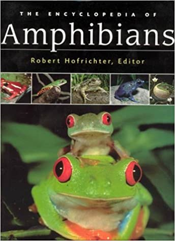 Buy The Encyclopedia Of Amphibians Evolution Anatomy And