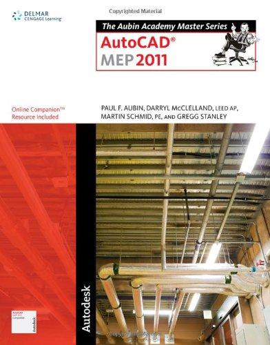 The Aubin Academy Master Series: AutoCAD MEP 2011