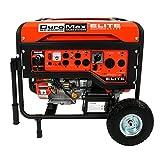 DuroMax Elite Series 10000 Watts 16.0 Hp Gas Generator