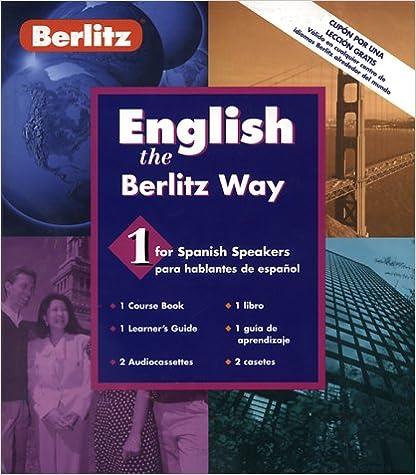 Berlitz English Level 1 Book