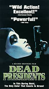 Dead Presidents [VHS]