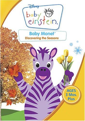 (Baby Einstein - Baby Monet - Discovering the Seasons)