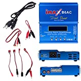 80W IMAX B6AC RC Balance Lipo Battery Charger B6 AC Nimh Nicd lithium Battery Balance Charger Discharger with Digital LCD Screen