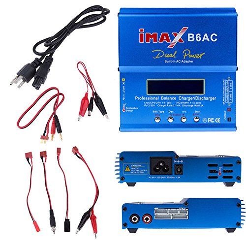 Balance Battery Charger lithium Discharger product image