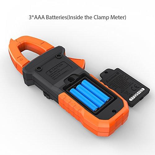 Auto Meter Clamp : Meterk digital clamp meter counts auto ranging