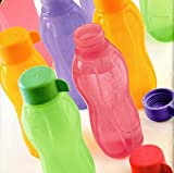 Tupperware Aquasafe 310Ml Bottles (Set Of 4)